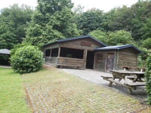 Hütte Waldakademie